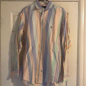 Ralph Lauren Men's Button Down size Large